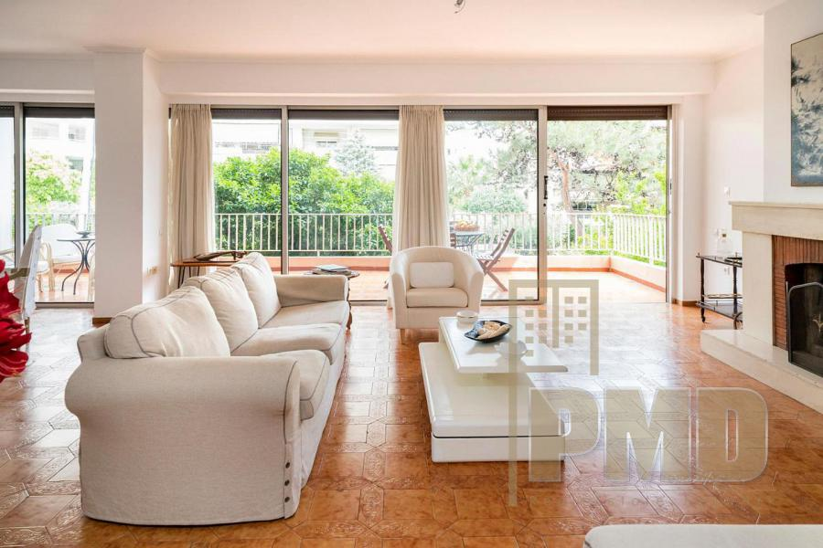 Apartment for rent in Glyfada center, Athens Greece.