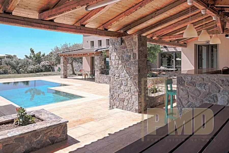 Luxurious villa in Vari, Athens Greece