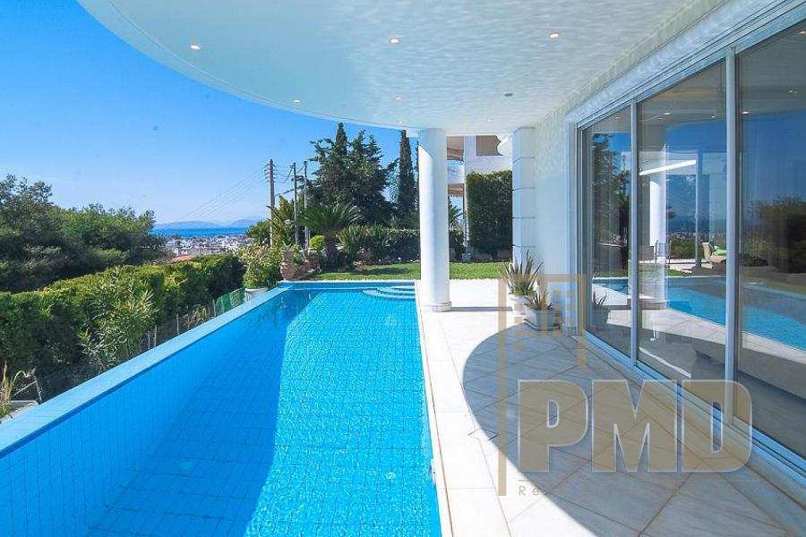 Villa for sale in Glyfada (Exoni), Athens Greece.