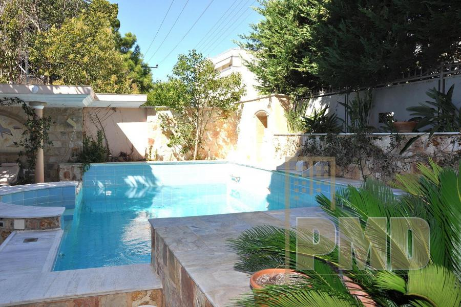 Furnished Villa for rent in Kavouri (Vouliagmeni).