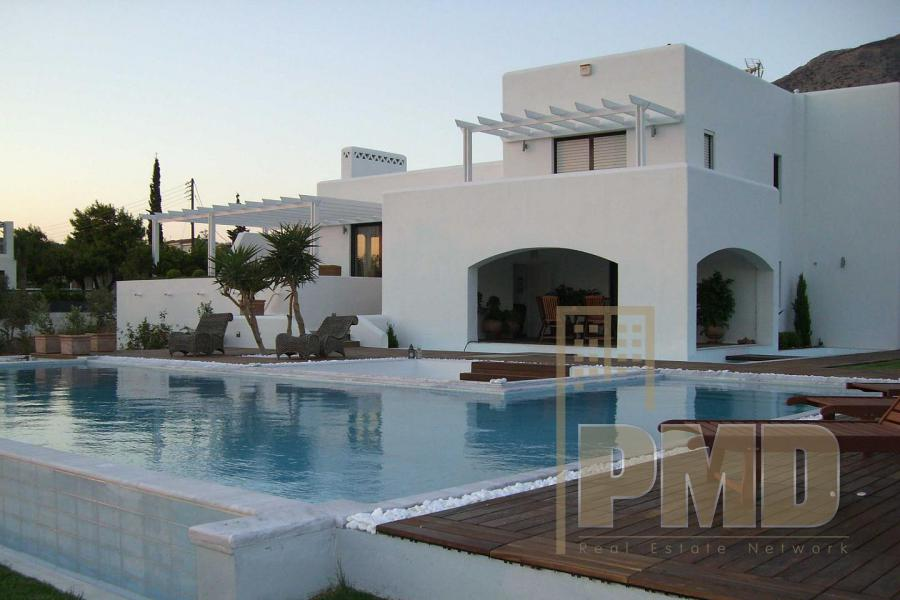 Villa for sale in Lagonisi, Greece.