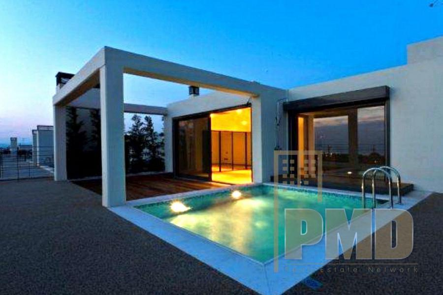 Penthouse for sale in Elliniko. Real estate in Athens.