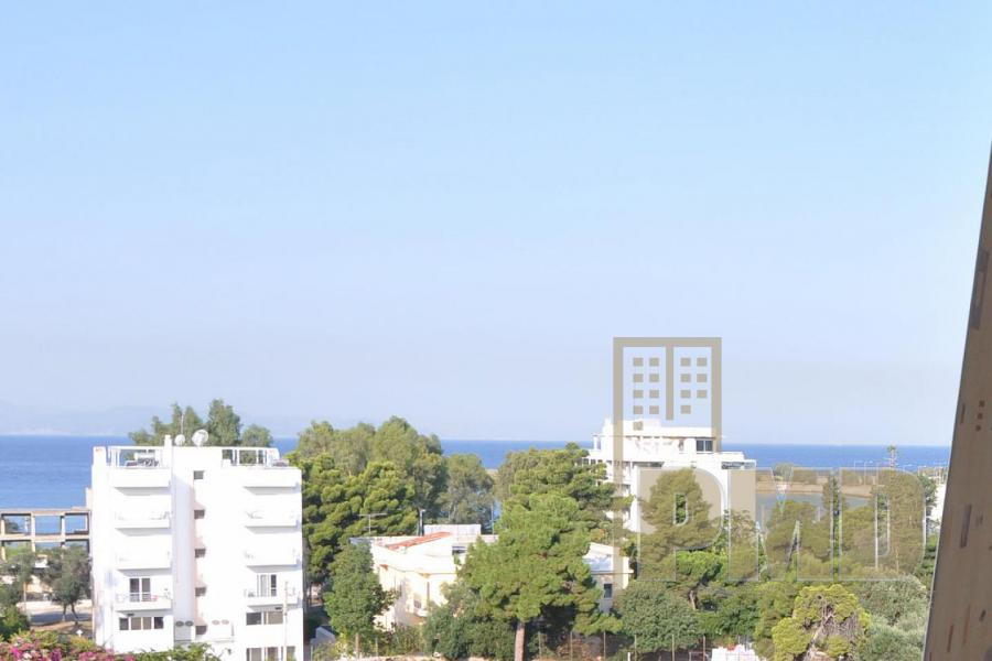 Sea view penthouse for sale in Glyfada, Athens Greece.