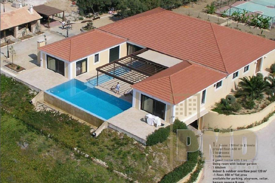 Villa for rent in Greece, Kefalonia (Lixouri)